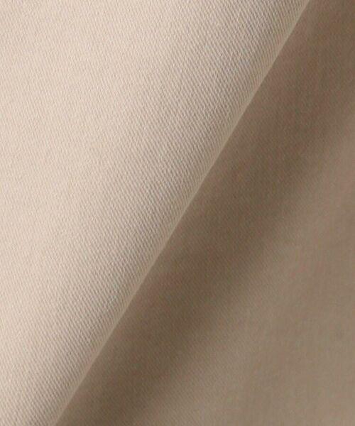 UNTITLED / アンタイトル ショート・ハーフ・半端丈パンツ | 【洗える】Miliorコットンパンツ | 詳細19