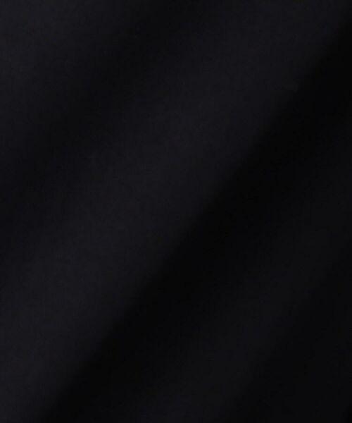 UNTITLED / アンタイトル ショート・ハーフ・半端丈パンツ | 【洗える】Miliorコットンパンツ | 詳細2