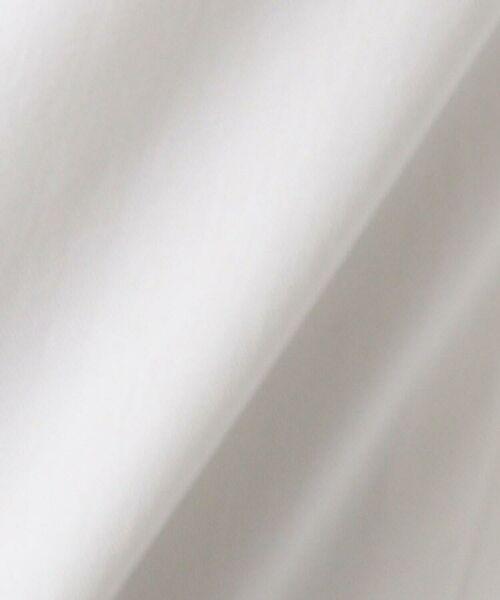 UNTITLED / アンタイトル ショート・ハーフ・半端丈パンツ | 【洗える】Miliorコットンパンツ | 詳細20