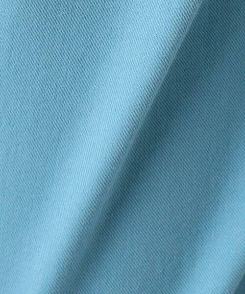 UNTITLED / アンタイトル ショート・ハーフ・半端丈パンツ | 【洗える】Miliorコットンパンツ | 詳細4