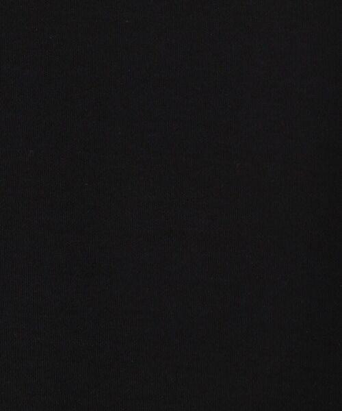 UNTITLED / アンタイトル カットソー | 【洗える】前後2WAY五分袖コットンカットソー | 詳細5