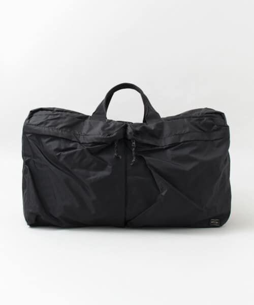 URBAN RESEARCH / アーバンリサーチ ボストンバッグ | TRAVEL COUTURE by LOWERCASE ボストンL(BLACK)
