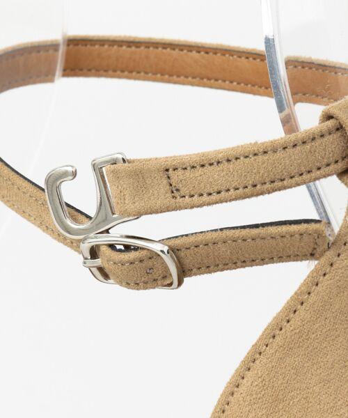 URBAN RESEARCH / アーバンリサーチ サンダル | MILLIWM Strap Sandal | 詳細8