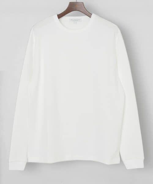 URBAN RESEARCH / アーバンリサーチ Tシャツ   ロングスリーブ度詰めワッフルルーズクルーネック   詳細26
