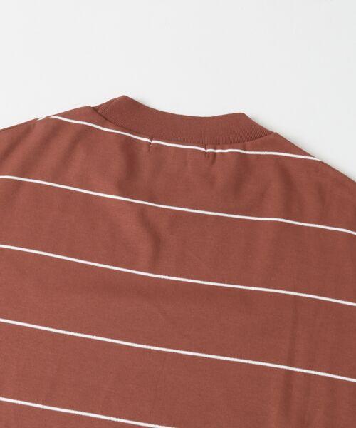 URBAN RESEARCH / アーバンリサーチ Tシャツ | ボーダーバルーンロングスリーブTシャツ | 詳細13