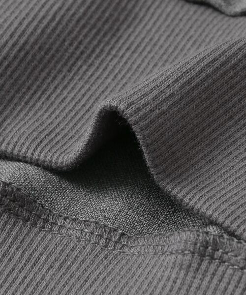 URBAN RESEARCH / アーバンリサーチ Tシャツ | メランジリブロングスリーブTシャツ | 詳細16
