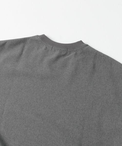 URBAN RESEARCH / アーバンリサーチ Tシャツ | メランジリブロングスリーブTシャツ | 詳細17