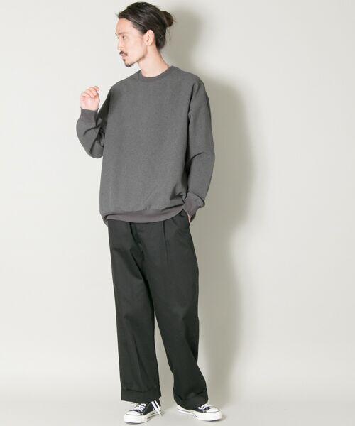 URBAN RESEARCH / アーバンリサーチ Tシャツ | メランジリブロングスリーブTシャツ | 詳細8