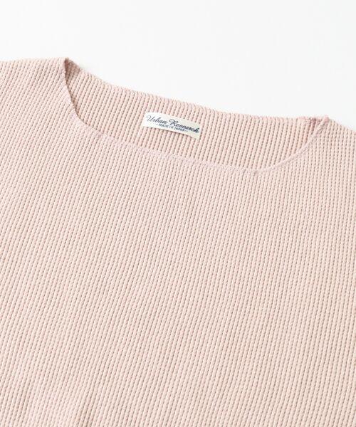 URBAN RESEARCH / アーバンリサーチ Tシャツ | サーマルドルマンプルオーバー | 詳細19