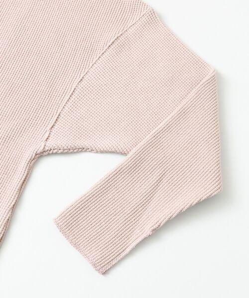 URBAN RESEARCH / アーバンリサーチ Tシャツ | サーマルドルマンプルオーバー | 詳細20