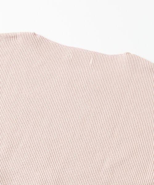 URBAN RESEARCH / アーバンリサーチ Tシャツ | サーマルドルマンプルオーバー | 詳細24