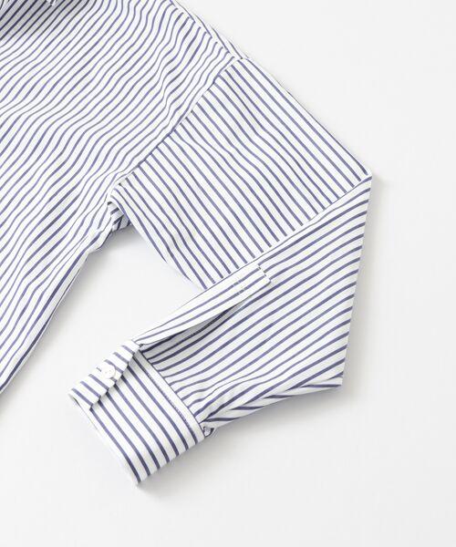 URBAN RESEARCH / アーバンリサーチ シャツ・ブラウス | BACKリボン2WAYスキッパーシャツ | 詳細13