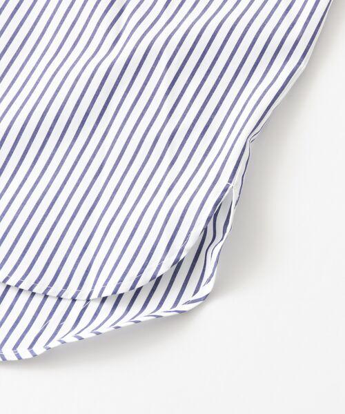 URBAN RESEARCH / アーバンリサーチ シャツ・ブラウス | BACKリボン2WAYスキッパーシャツ | 詳細15