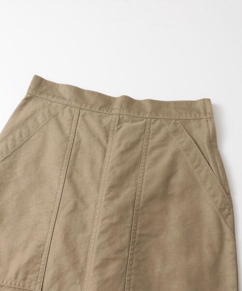 URBAN RESEARCH / アーバンリサーチ スカート | GUNG HO×URBAN RESEARCH 別注ベイカーロングスカート | 詳細12