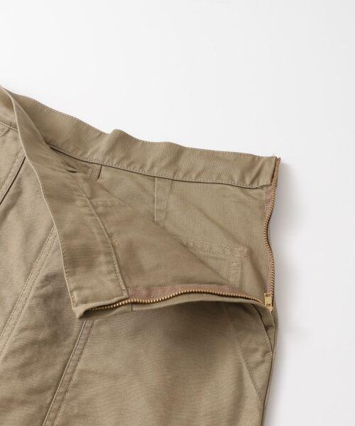 URBAN RESEARCH / アーバンリサーチ スカート | GUNG HO×URBAN RESEARCH 別注ベイカーロングスカート | 詳細13