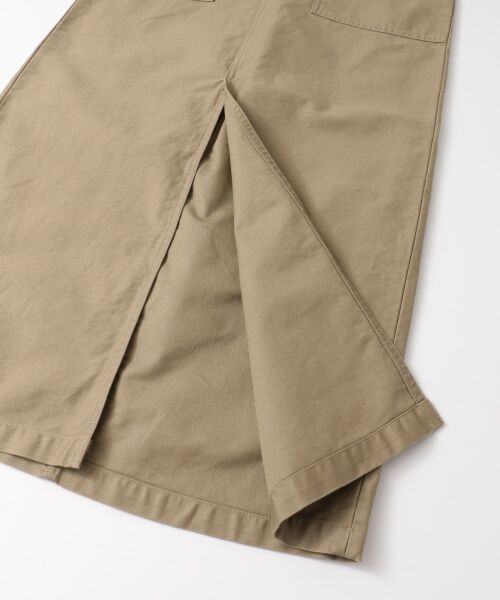 URBAN RESEARCH / アーバンリサーチ スカート | GUNG HO×URBAN RESEARCH 別注ベイカーロングスカート | 詳細15