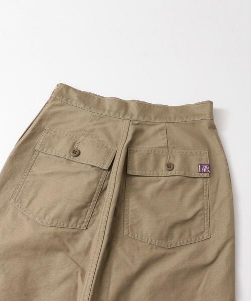 URBAN RESEARCH / アーバンリサーチ スカート | GUNG HO×URBAN RESEARCH 別注ベイカーロングスカート | 詳細17