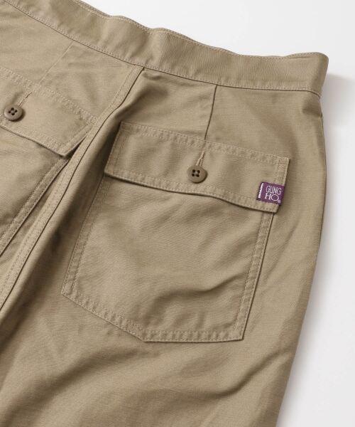 URBAN RESEARCH / アーバンリサーチ スカート | GUNG HO×URBAN RESEARCH 別注ベイカーロングスカート | 詳細18