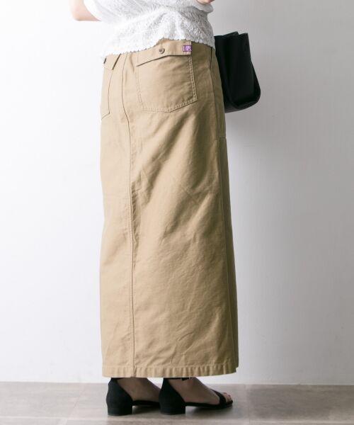 URBAN RESEARCH / アーバンリサーチ スカート | GUNG HO×URBAN RESEARCH 別注ベイカーロングスカート | 詳細3