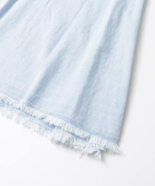 URBAN RESEARCH / アーバンリサーチ スカート | フロント釦デニムスカート | 詳細13