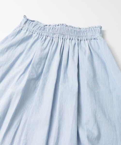 URBAN RESEARCH / アーバンリサーチ スカート | フロント釦デニムスカート | 詳細16