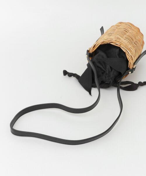 URBAN RESEARCH / アーバンリサーチ ショルダーバッグ   FleaStoreVegetal×UR 別注Mini Leather Shoulder   詳細3