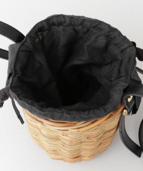URBAN RESEARCH / アーバンリサーチ ショルダーバッグ   FleaStoreVegetal×UR 別注Mini Leather Shoulder   詳細5