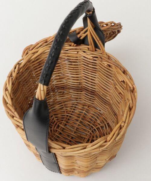 URBAN RESEARCH / アーバンリサーチ ハンドバッグ | FleaStoreVegetal×UR 別注Bucket Leather Bag | 詳細10