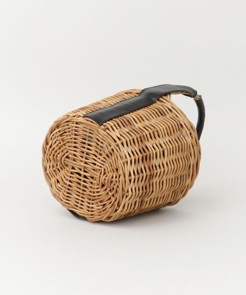 URBAN RESEARCH / アーバンリサーチ ハンドバッグ | FleaStoreVegetal×UR 別注Bucket Leather Bag | 詳細2