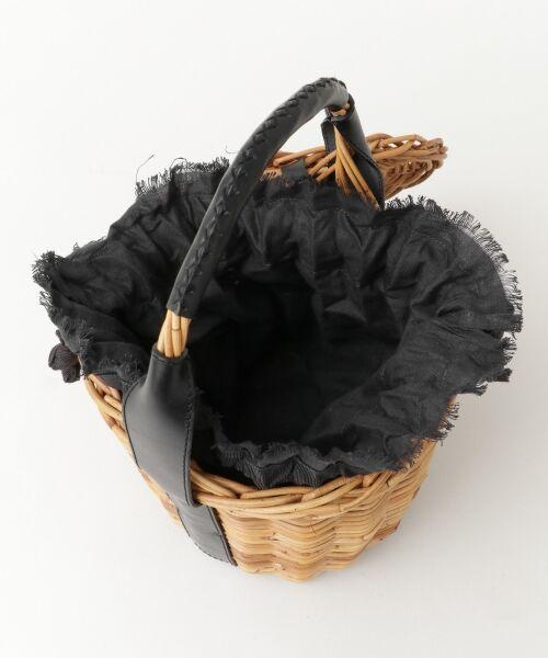 URBAN RESEARCH / アーバンリサーチ ハンドバッグ | FleaStoreVegetal×UR 別注Bucket Leather Bag | 詳細6