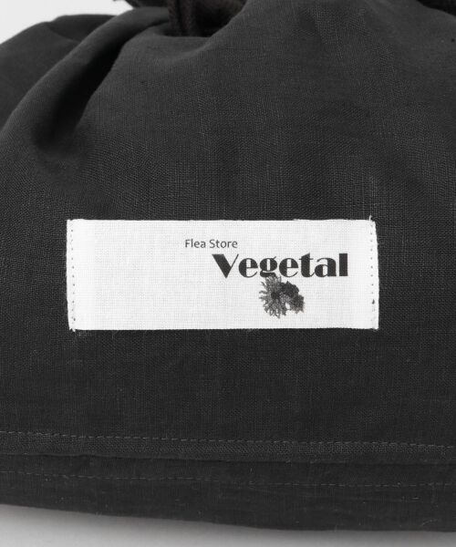 URBAN RESEARCH / アーバンリサーチ ハンドバッグ | FleaStoreVegetal×UR 別注Bucket Leather Bag | 詳細9