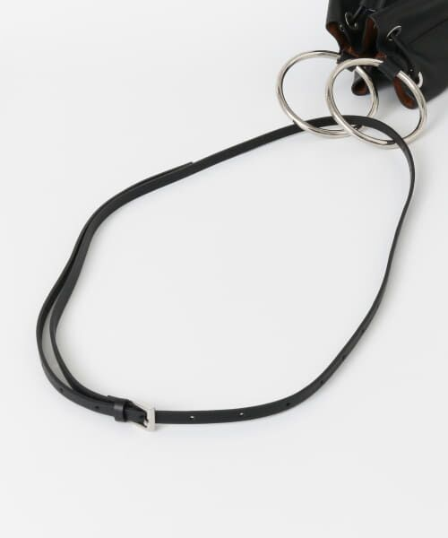 URBAN RESEARCH / アーバンリサーチ ハンドバッグ | MAISON BOINET RING MINI BAG | 詳細4