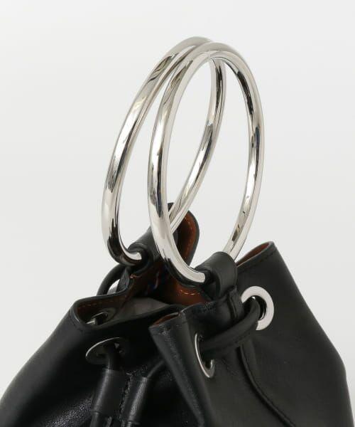 URBAN RESEARCH / アーバンリサーチ ハンドバッグ | MAISON BOINET RING MINI BAG | 詳細5