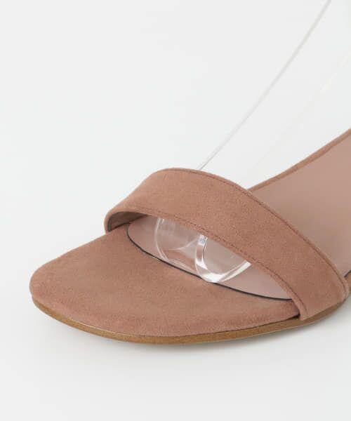 URBAN RESEARCH / アーバンリサーチ サンダル | MILLIWM Flat Strap Sandal | 詳細20