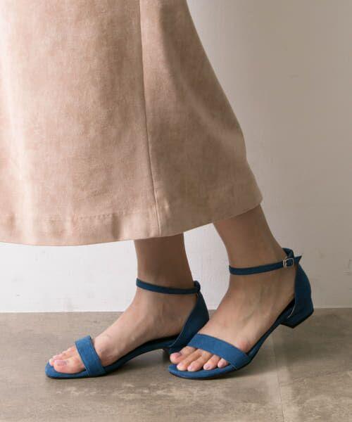 URBAN RESEARCH / アーバンリサーチ サンダル | MILLIWM Flat Strap Sandal | 詳細8