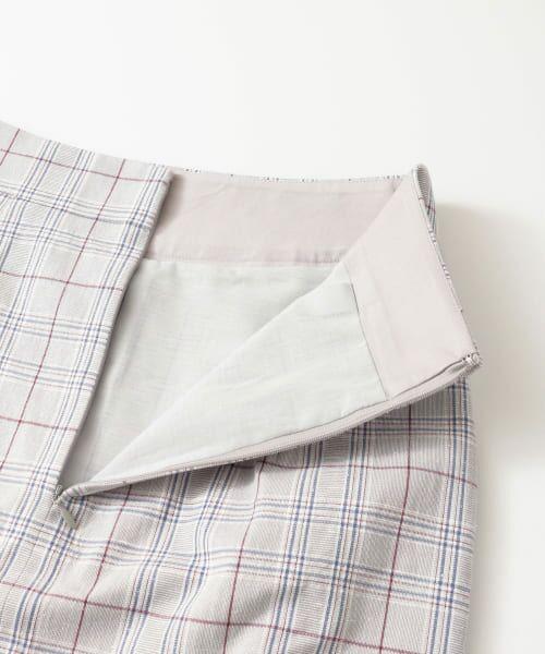 URBAN RESEARCH / アーバンリサーチ スカート | Arollaチェックタイトスカート | 詳細10