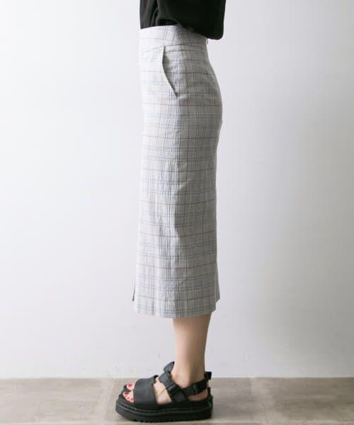 URBAN RESEARCH / アーバンリサーチ スカート | Arollaチェックタイトスカート | 詳細4