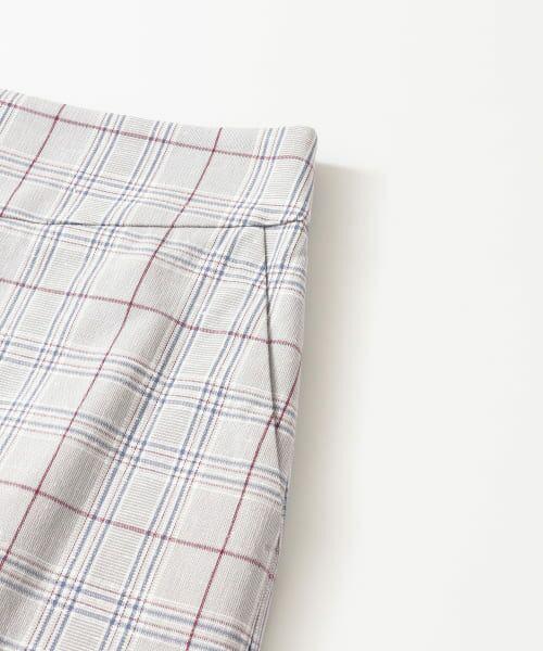 URBAN RESEARCH / アーバンリサーチ スカート | Arollaチェックタイトスカート | 詳細7