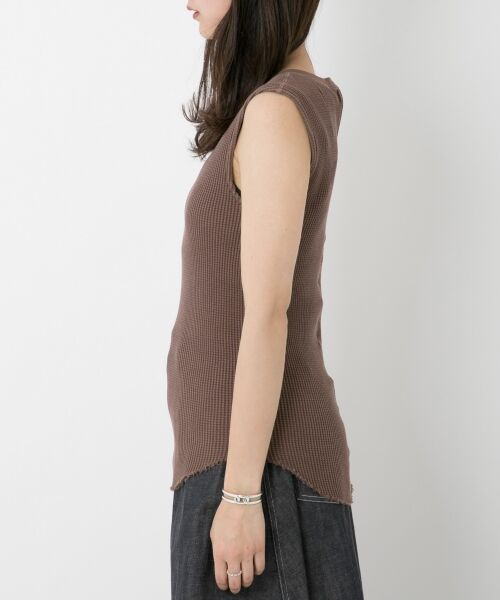 URBAN RESEARCH / アーバンリサーチ Tシャツ | JUBILEE THERMAL NO-SLEEVE T-SHIRTS | 詳細6