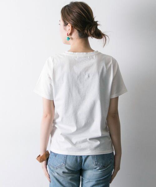 URBAN RESEARCH / アーバンリサーチ Tシャツ   ランダムスター刺繍Tシャツ   詳細13