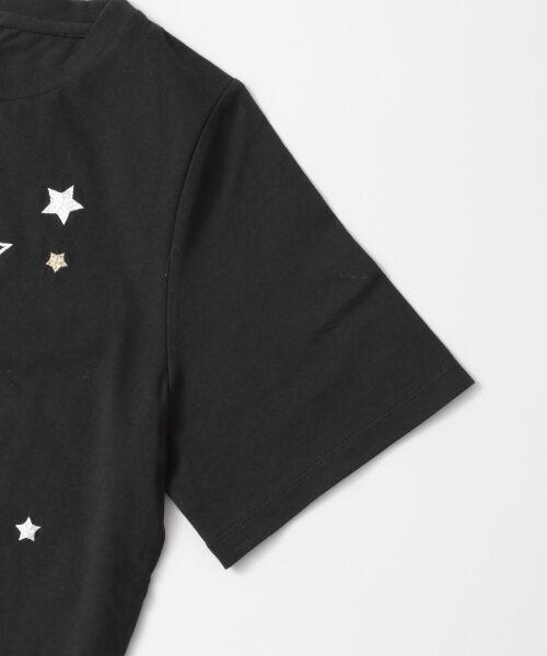 URBAN RESEARCH / アーバンリサーチ Tシャツ   ランダムスター刺繍Tシャツ   詳細15