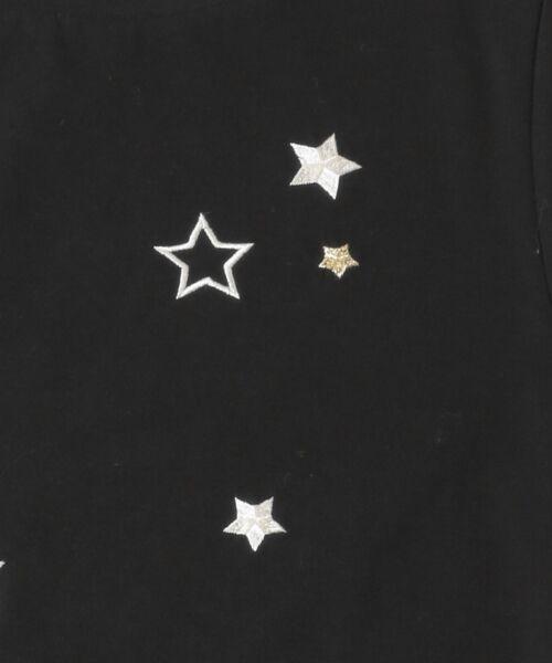URBAN RESEARCH / アーバンリサーチ Tシャツ   ランダムスター刺繍Tシャツ   詳細16