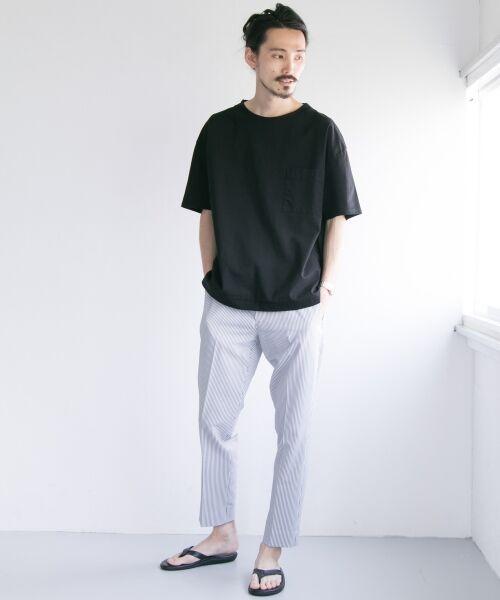 URBAN RESEARCH / アーバンリサーチ Tシャツ | ペーパー天竺シャツTシャツ | 詳細11