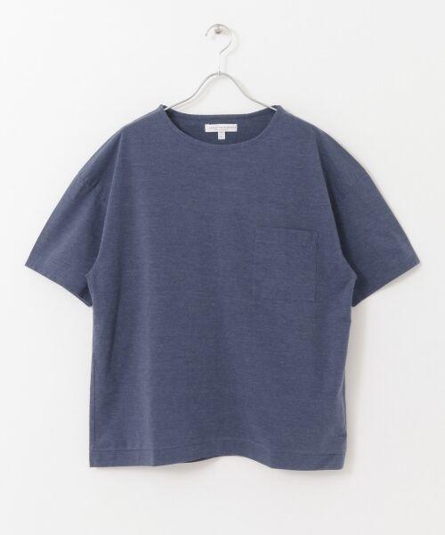 URBAN RESEARCH / アーバンリサーチ Tシャツ | ペーパー天竺シャツTシャツ | 詳細15
