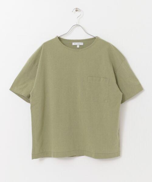 URBAN RESEARCH / アーバンリサーチ Tシャツ | ペーパー天竺シャツTシャツ | 詳細16