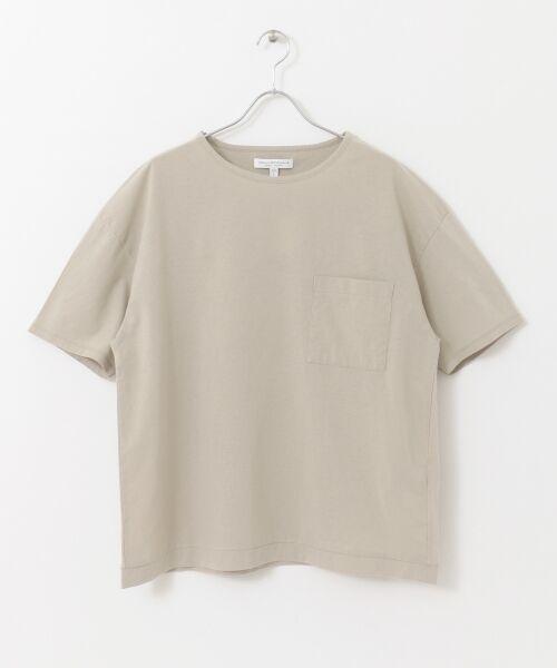 URBAN RESEARCH / アーバンリサーチ Tシャツ | ペーパー天竺シャツTシャツ | 詳細17