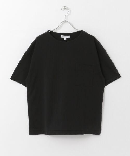 URBAN RESEARCH / アーバンリサーチ Tシャツ | ペーパー天竺シャツTシャツ | 詳細18