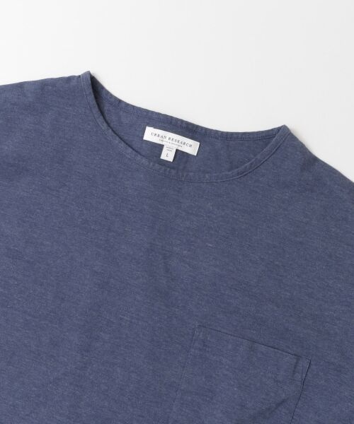 URBAN RESEARCH / アーバンリサーチ Tシャツ | ペーパー天竺シャツTシャツ | 詳細19