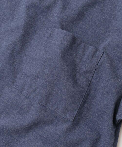 URBAN RESEARCH / アーバンリサーチ Tシャツ | ペーパー天竺シャツTシャツ | 詳細21