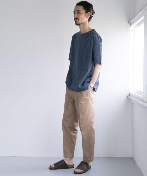 URBAN RESEARCH / アーバンリサーチ Tシャツ | ペーパー天竺シャツTシャツ | 詳細3